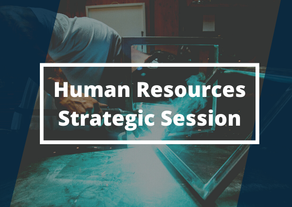 HR Strategic Session Event Teaser
