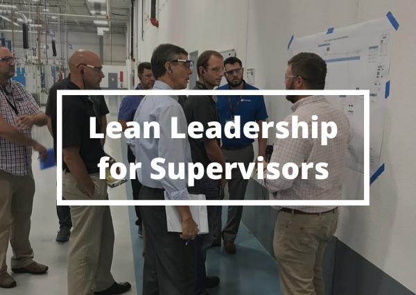 Lean Leadership Event Teaser