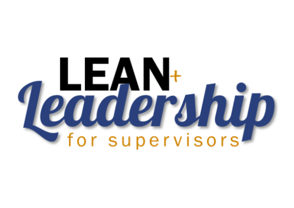 Lean Leadership for Supervisors Logo
